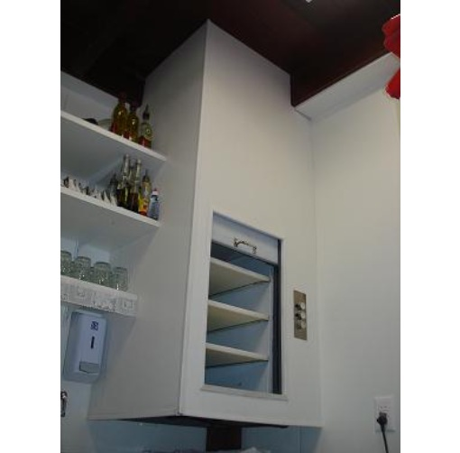 Manutenção e reparo para elevadores de cozinha - Santa Marta Elevadores