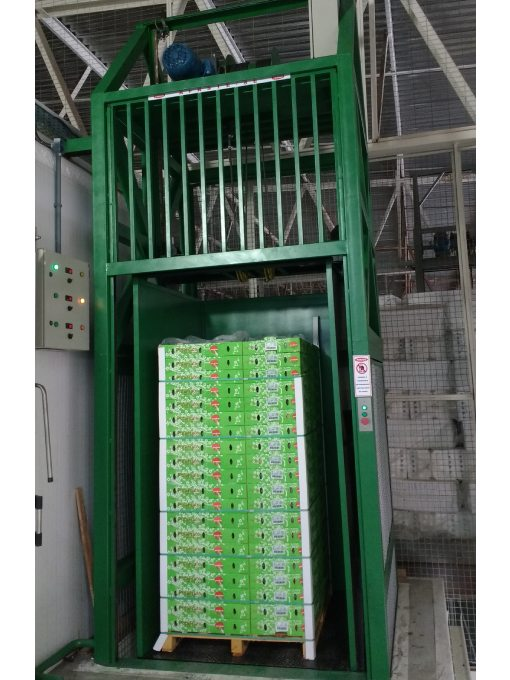 Venda e fabricação de plataformas elevatórias - Santa Marta Elevadores