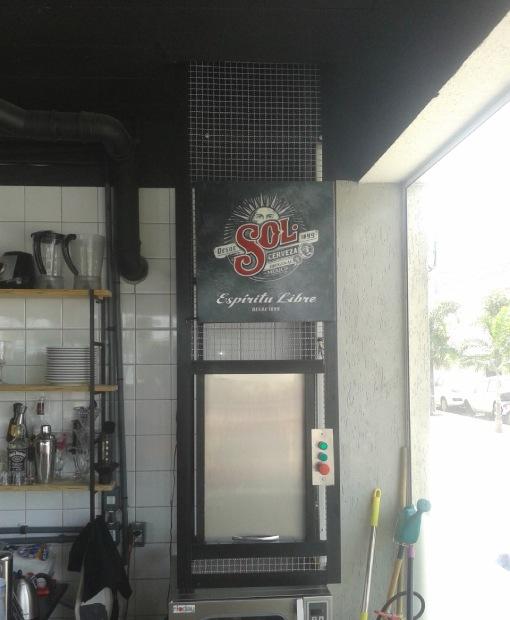 Manutenção e reparo para elevadores de restaurantes - Santa Marta Elevadores